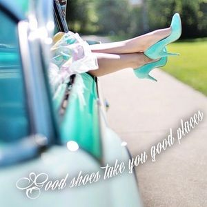 Accessories - 👠Good shoes take you good places👠